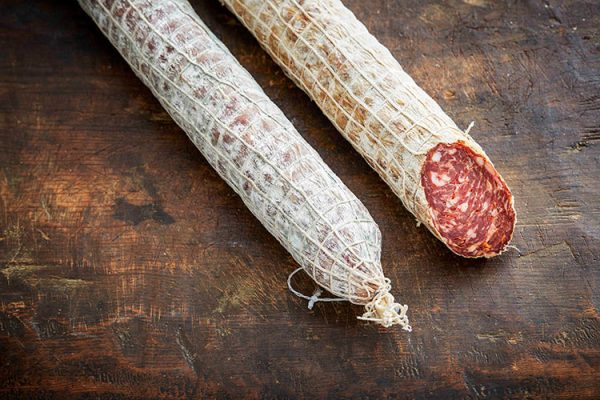 SALAME CLASSICO – FREE RANGE CLASSIC STYLE SALAMI - SLICED 100G-3